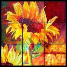 Sunflowers Canvas by Canvas Art